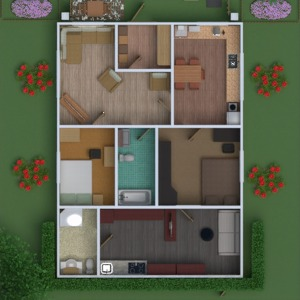 планировки дом мебель декор сделай сам ванная спальня гостиная кухня улица ландшафтный дизайн техника для дома столовая хранение прихожая 3d