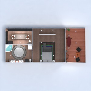 floorplans house terrace bathroom living room kitchen outdoor landscape architecture 3d