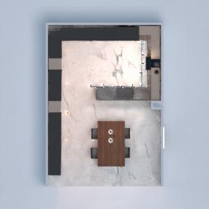 floorplans haus küche beleuchtung haushalt esszimmer 3d