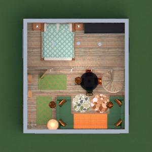 floorplans wohnung schlafzimmer wohnzimmer 3d