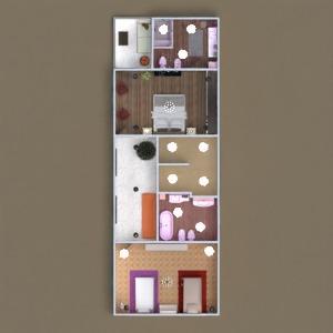 floorplans casa varanda inferior mobílias decoração faça você mesmo casa de banho dormitório quarto cozinha área externa quarto infantil iluminação paisagismo 3d