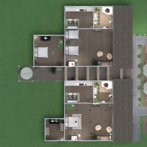 floorplans decor bathroom bedroom living room garage kitchen outdoor lighting cafe 3d