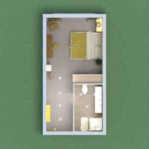 floorplans bathroom bedroom 3d