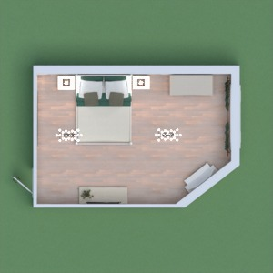 floorplans furniture decor bedroom 3d