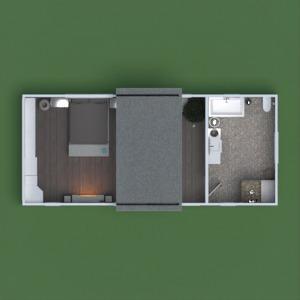 floorplans meubles décoration salle de bains chambre à coucher bureau eclairage architecture 3d