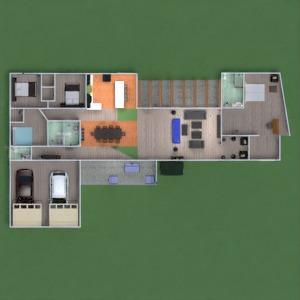 floorplans casa veranda decorazioni angolo fai-da-te 3d