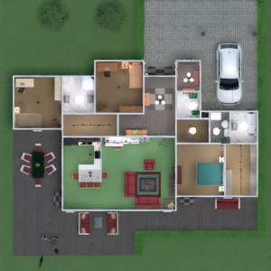 floorplans apartment house terrace furniture decor bathroom bedroom living room garage kitchen outdoor kids room lighting dining room architecture entryway 3d