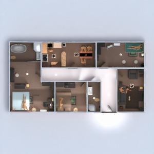 progetti appartamento arredamento decorazioni bagno camera da letto cucina illuminazione famiglia 3d