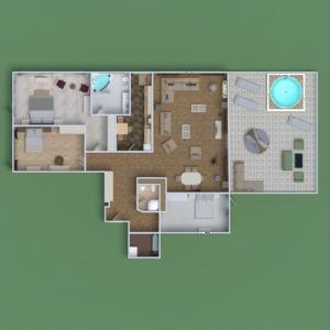 planos casa terraza muebles decoración cuarto de baño dormitorio salón cocina habitación infantil despacho iluminación reforma comedor arquitectura 3d