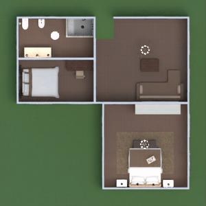 floorplans maison meubles décoration salle de bains chambre à coucher salon garage cuisine extérieur chambre d'enfant bureau eclairage rénovation paysage salle à manger entrée 3d