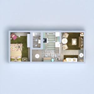 floorplans apartment decor kitchen 3d