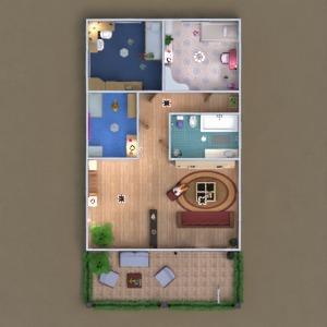 floorplans house bathroom bedroom living room kitchen kids room landscape 3d