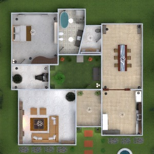 floorplans haus outdoor 3d