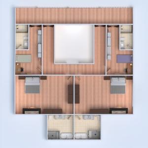 floorplans 独栋别墅 diy 景观 结构 玄关 3d