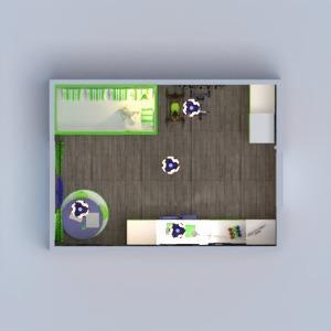 floorplans decor bedroom kids room lighting storage 3d