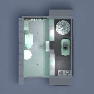 planos muebles decoración dormitorio habitación infantil iluminación 3d