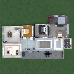 floorplans terrace furniture 3d