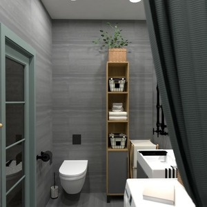 floorplans apartment house furniture bathroom studio 3d