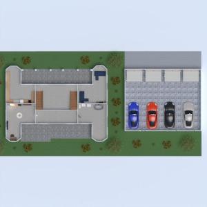 floorplans house bedroom office landscape entryway 3d