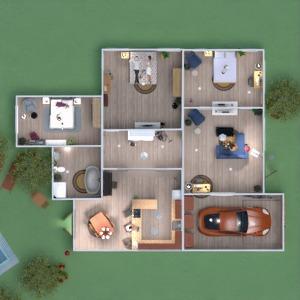 floorplans apartment furniture decor diy household 3d