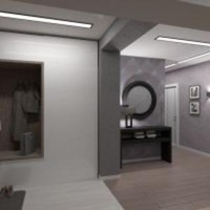 floorplans apartment house storage studio entryway 3d