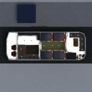 floorplans haus dekor garage architektur 3d