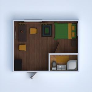 planos apartamento decoración bricolaje dormitorio 3d