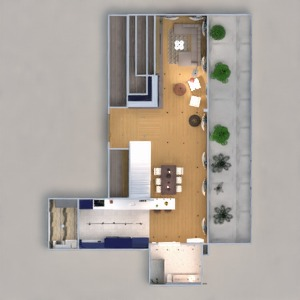 floorplans apartment decor kitchen lighting dining room architecture entryway 3d