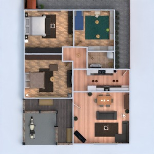 floorplans house furniture decor bathroom bedroom living room garage kitchen kids room lighting landscape household dining room architecture storage 3d