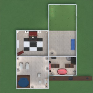 floorplans house bathroom bedroom living room garage kitchen cafe dining room 3d