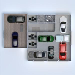 floorplans garage 3d
