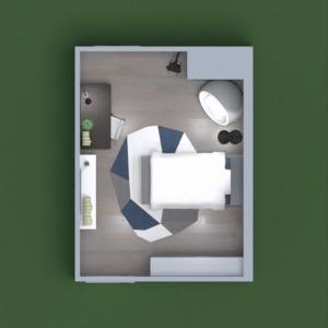 floorplans sypialnia 3d