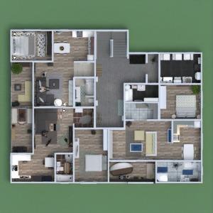 floorplans wohnung haus mobiliar do-it-yourself badezimmer 3d