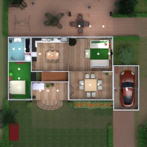 floorplans house furniture decor bathroom bedroom living room kitchen outdoor kids room dining room entryway 3d