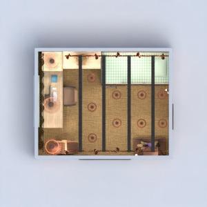 floorplans appartement maison meubles décoration chambre à coucher chambre d'enfant eclairage espace de rangement 3d