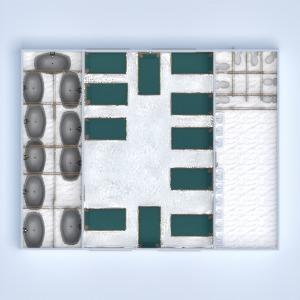 floorplans mobiliar dekor badezimmer schlafzimmer lagerraum, abstellraum 3d
