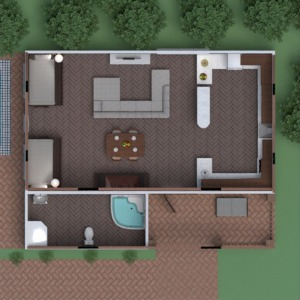 floorplans house diy landscape 3d