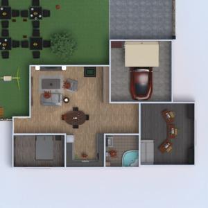 floorplans haus terrasse mobiliar dekor do-it-yourself badezimmer schlafzimmer wohnzimmer garage küche outdoor beleuchtung renovierung landschaft haushalt architektur lagerraum, abstellraum eingang 3d
