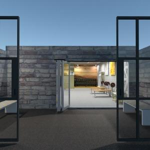 floorplans meubles décoration 3d