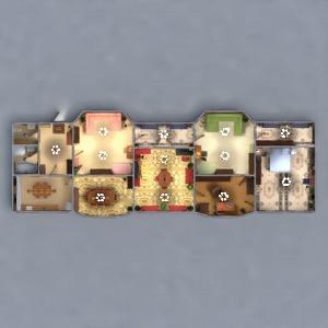 floorplans mieszkanie meble wystrój wnętrz łazienka sypialnia pokój dzienny kuchnia pokój diecięcy oświetlenie remont jadalnia przechowywanie wejście 3d