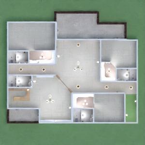 floorplans house living room lighting household architecture 3d