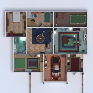 floorplans veranda saggiorno garage 3d