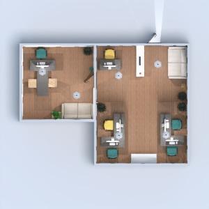 floorplans casa varanda inferior mobílias decoração faça você mesmo 3d