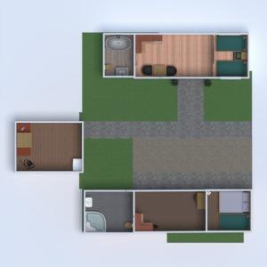 floorplans house landscape household architecture 3d