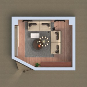 floorplans mobílias decoração quarto escritório iluminação 3d