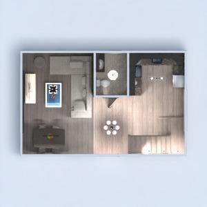 floorplans namas baldai dekoras vonia miegamasis svetainė virtuvė vaikų kambarys apšvietimas namų apyvoka valgomasis аrchitektūra 3d