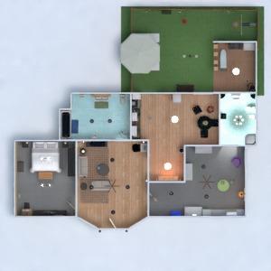 планировки дом ванная гостиная детская 3d