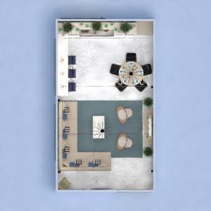 progetti appartamento decorazioni saggiorno cucina sala pranzo 3d
