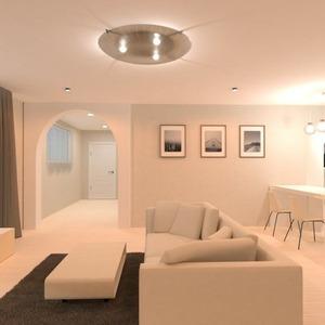 floorplans haus mobiliar schlafzimmer wohnzimmer küche 3d