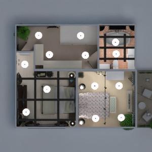 floorplans haus terrasse küche 3d
